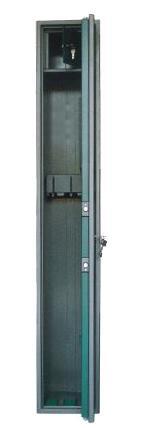 Safetronics Skříň na zbraně - trezor - MAXI 3 PM prodloužená - Safetronics Skříň na tři zbraně MAXI 3 PM prodloužená