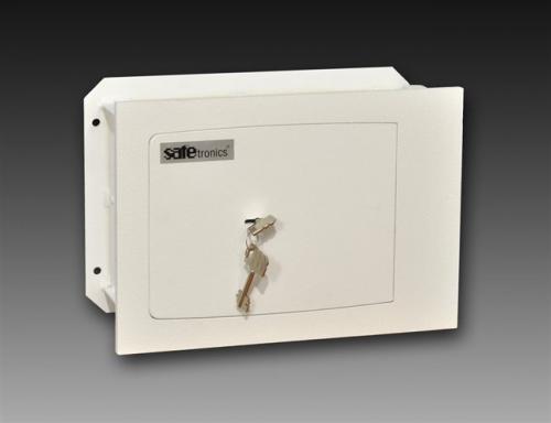 Safetronics Stěnový trezor ST 14 M - Safetronics Stěnový trezor ST 14 M