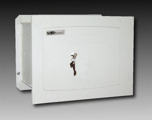 Safetronics Stěnový trezor ST 23 M/20 - Safetronics Stěnový trezor ST 23 M/20