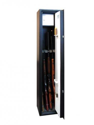 T-SAFE Skříň na zbraně SZ 1 M - T-SAFE Skříň na čtyři zbraně SZ 1 M