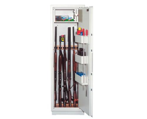 T-SAFE Skříň na zbraně SZ 6 M - T-SAFE Skříň na čtyři zbraně SZ 6 M
