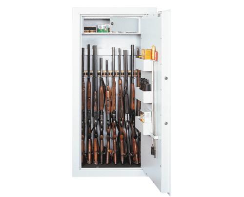 T-SAFE Trezor na zbraně TZ 10 - T-SAFE Trezor na sedm až deset zbraní TZ 10 M