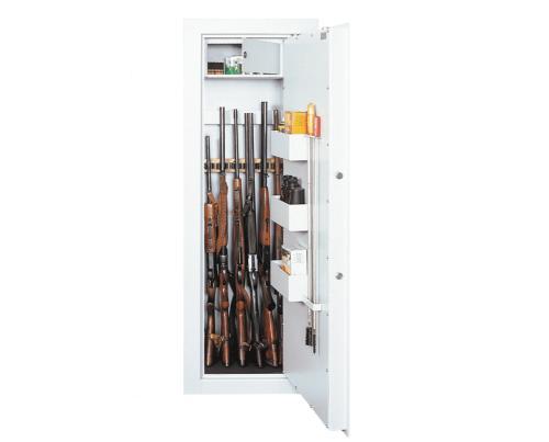 T-SAFE Trezor na zbraně TZ 6 - T-SAFE Trezor na tři až pět zbraní TZ 6 M, třída 0