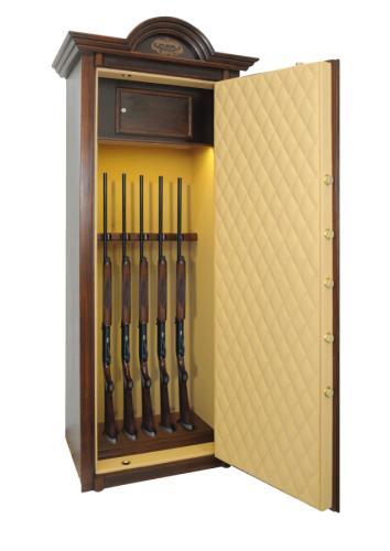 Trezor-Liktor Luxusní trezor pro pět až sedm zbraní Lord 5 - Trezor-Liktor Luxusní trezor pro pět až sedm zbraní Lord 5