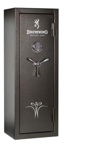 Browning Trezor na zbraně Defender 12, černý - Browning Trezor na zbraně Defender 12, černý