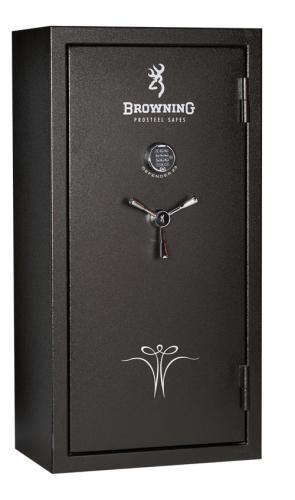 Browning Trezor na zbraně Defender 23, černý - Browning Trezor na zbraně Defender 23, černý