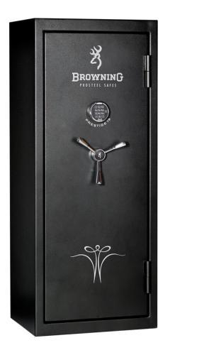 Browning Trezor na zbraně Prestige 19, leštěný černý - Browning Trezor na zbraně Prestige 19, leštěný černý