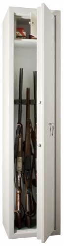 Rottner QUANTUM 5 - Rottner Trezorová skříň na pět zbraní QUANTUM 5